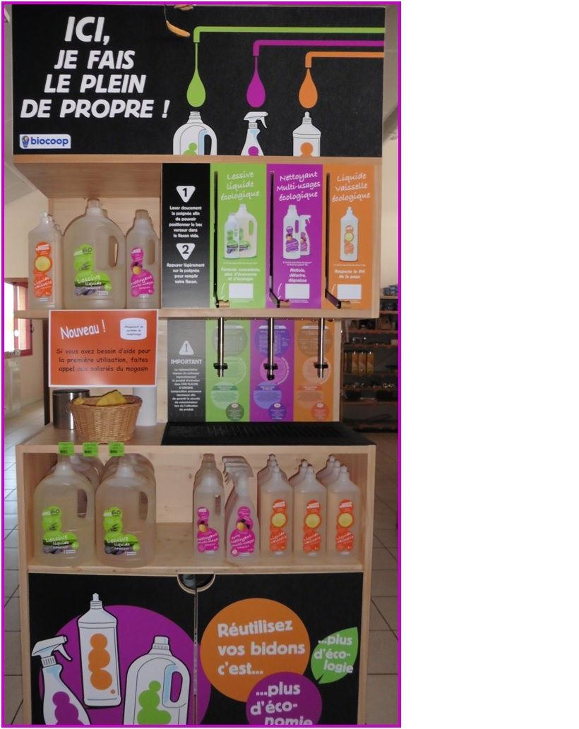 Agenda de biocoop biosph re ch teaubriant page 1 for Meuble en vrac